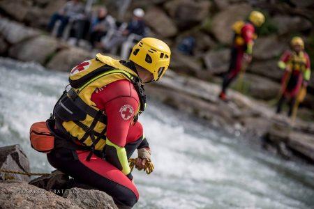 Soccorso in acqua Area Emergenza Croce Rossa Italiana Comitato di Stradella Pavia