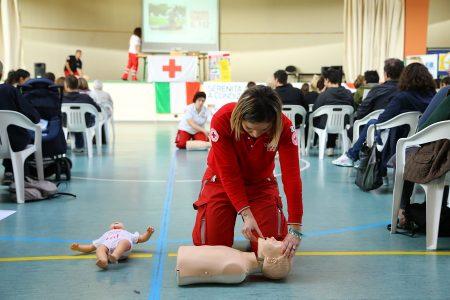 Area Salute Croce Rossa Italiana Comitato di Stradella Pavia