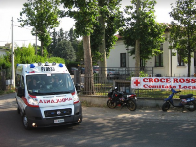 Sede Croce Rossa Stradella Pavia