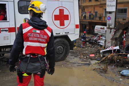 Soccorsi Speciali Area Emergenza Croce Rossa Italiana Comitato di Stradella Pavia