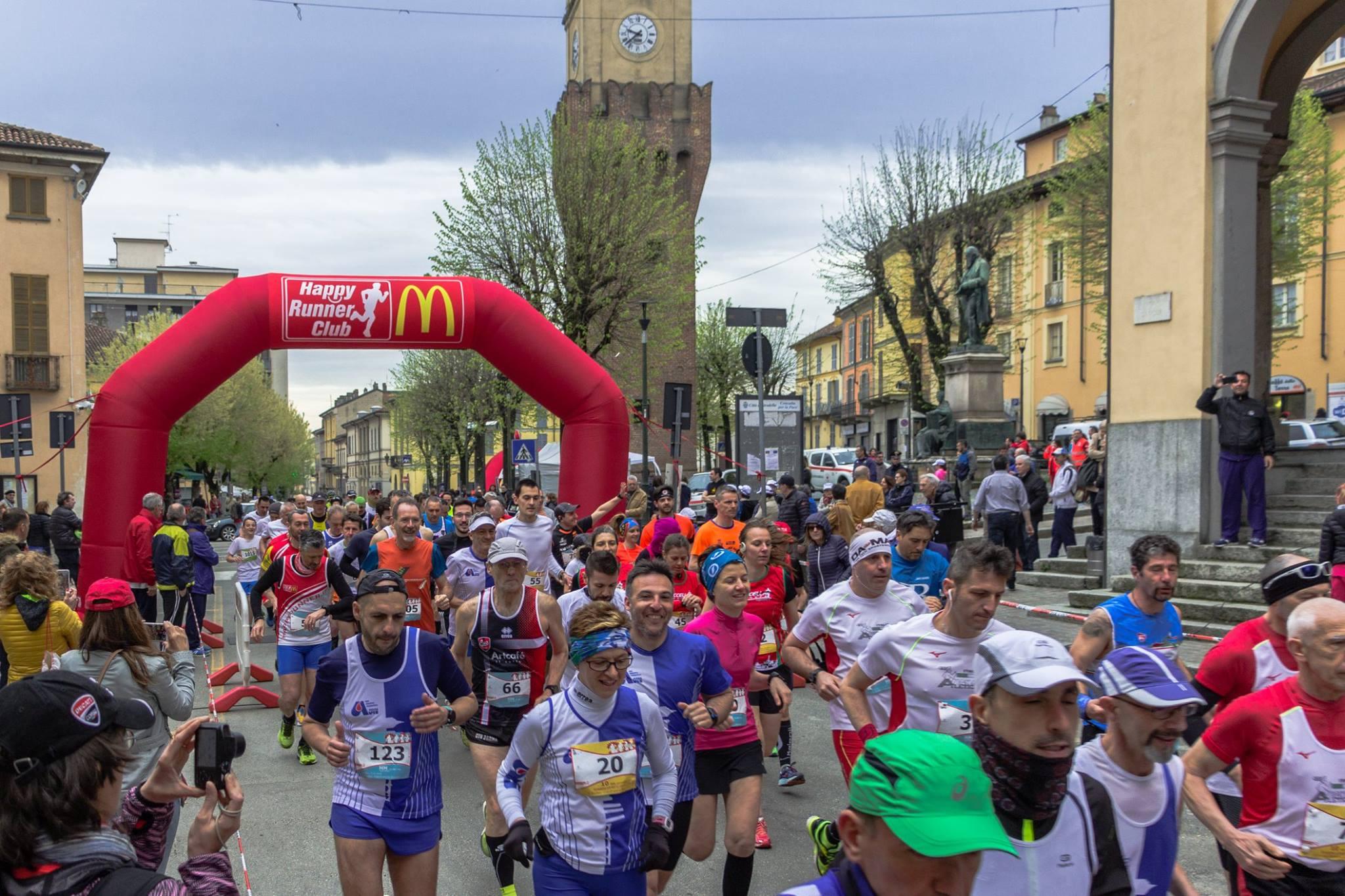 Maratona Croce Rossa Comitato di Stradella Pavia
